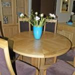 Stôl 120 okrúhly